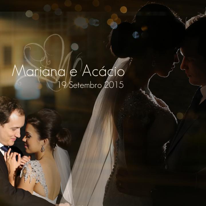Trailer Casamento Mariana e Acácio