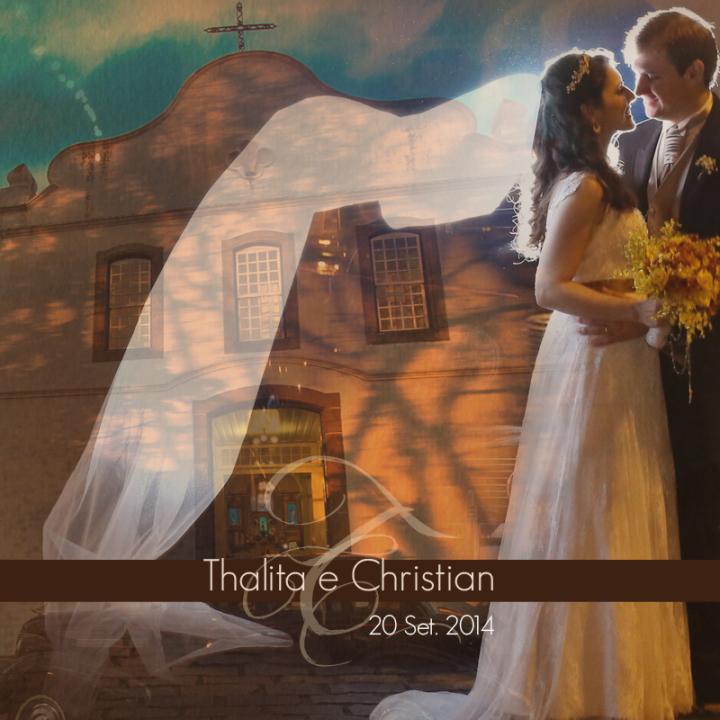 Casamento Thalita e Christian