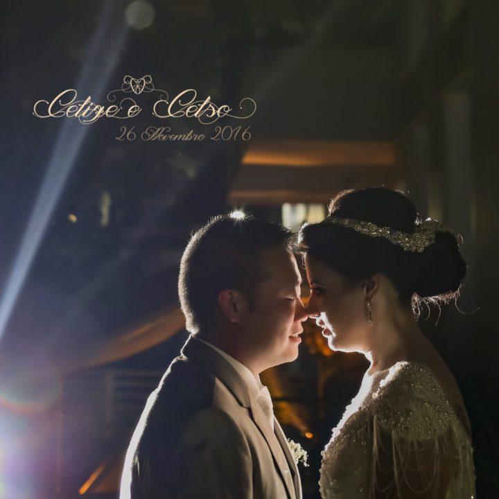 Casamento Celize e Celso