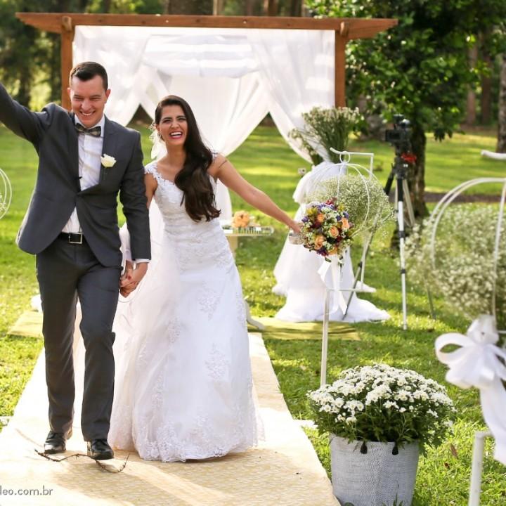 Casamento Juliana e Marcio - vídeo