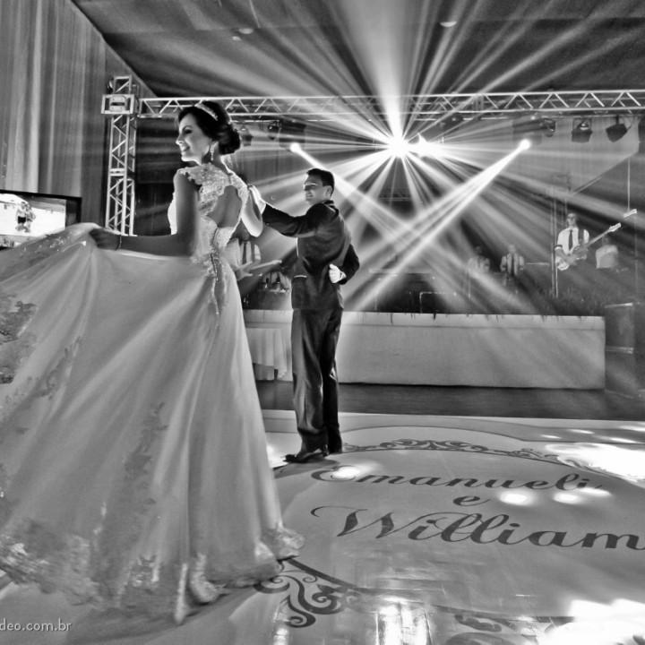 Casamento Manu e Will - vídeo